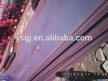 Astm a36 placa de acero/laminado en caliente leve carbono hoja precio/a prueba de balas placa de acero