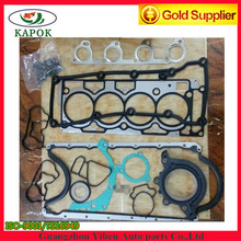 fits for ford focus fiesta 1.6 complete gasket set 2S6G- 6051- A2B