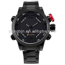 2014 Advertising all steel smart watch alibaba express