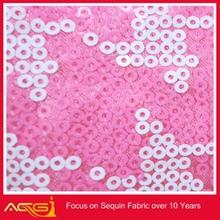 The hot sale top 100 design 100% polyester splendid traditional hot sale elegant sequin fabric wine aerator