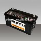 Korea quality 95E41R MF N100 12V100AH car battery automotive battery