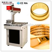 Jewelry engraving tool fiber laser machine for engraving