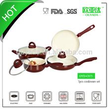 Baked enamel cookware OYD-C075