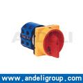 La serie lw26gs parque- tipo de bloqueo eléctrico interruptor giratorio
