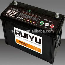 Wholesale visca power auto battery,japan car battery 12v 100ah