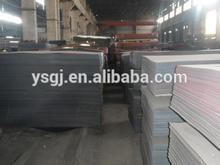 Astm a36 placa de acero/laminado en caliente leve carbono hoja precio/de acero para techos de hoja