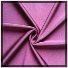 warp knitting shining polyester spandex fabric for making swimwear