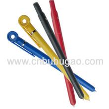 Cheap ABS plastic ball pen /slim twist ball pen/promotion ball pen