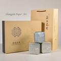 biodegradables en forma de libro de envases de productos cosméticos empaquetado de la caja