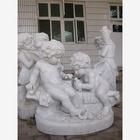 PFM Chinese handmade vivid mini sculpture children bronze statue