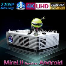 Mini Portable Laptop Projector / Small Video Projector / Mini Bluetooth Projector