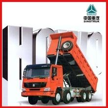 Sinotruck Howo 40T Dumper / Tipper Truck 8x4
