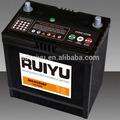 24v carro bateria 12v 36ah japonês bateria do carro de linha de produção