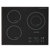 kitchen appliance 3 burner induction stove electric multi cooker