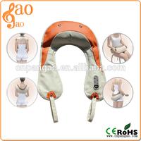 Electric imitation artificial knock back drum massage with shoulder Massager hammer