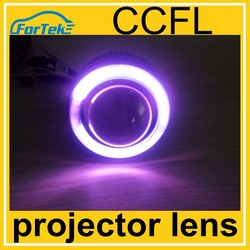 Best quality ccfl angel eye motorcycle bi xenon hid projector lens