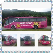 53 seats high quality bus light bus LED light bus diesel bus for sale