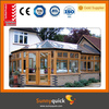 1.4mm aluminum sun house custom Aluminium sunroom with glazed