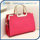 China Manufacture of Crazy promotion pvc leather for handbags