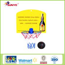 Christmas Gift basketball ring and board