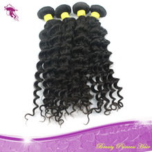 Factory direct wholesale and retail 6a good price unprocessed brazilian Jerry curl hair virgin hair