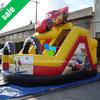 Custom inflatable car slide for sale