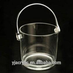 belvedere vodka acrylic ice bucket cooler