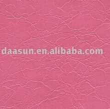 100% pu synthetic Man-made leather for sofa