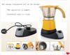 230v high quality Italian Aluminium Coffee Maker delonghi coffee maker