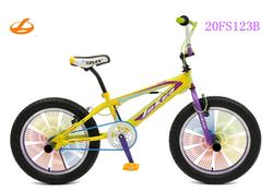 20 steel bmx bike with alloy rim