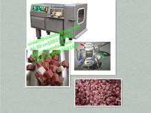 fresh meat cube dicer machine,meat dicer machine,machine to cut meat