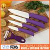 set zirconium oxide china ceramic knife