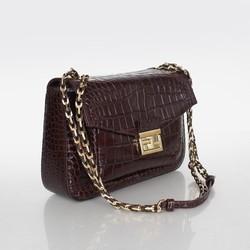 Trendy Women Handbags Black Leather Bags