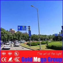 1000w HPS MH street light pole lamp post