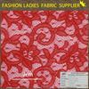 spandex cotton twill fabrics lace flower printed fabric