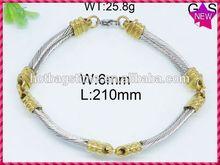 From Guangzhou China exotic roman mens bracelet