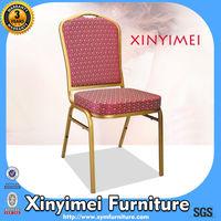 Cheap Stacking Banquet Steel Cushion Chair XYM-G51