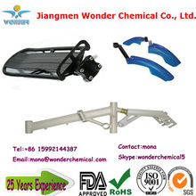 powder coated tube goods non toxic spray paint for metal