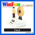 Cute Mini Digital Clock Chinese Gong