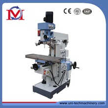 China OEM milling machine and milling machine tools