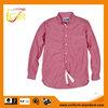 New fashion check pattern new design long sleeve men's casual shirt designs