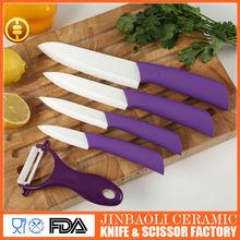 set ZrO2 pen knife