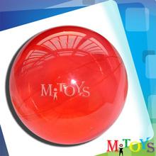 2014 Hot Sale Magic Bouncing Ball Playground Bouncing Hollow Plastic Balls