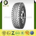 De bajo perfil de los neumáticos de camiones 295 75 22.5 distribuidor