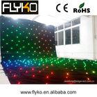 Top Led curtain for laser dj equipment, display beautiful light