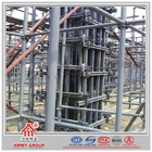 Steel Type Adjustable Column Scaffolding For Building Construction