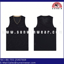 fat big size sublimation basketball vest basketball jersey