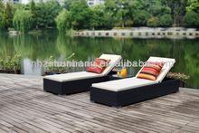 Comfortable Aluminum Sun Lounger HB51.9121