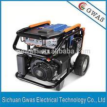 8kw electric start honda design portable generator