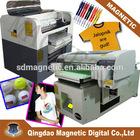 inkjet MDK-A3 digital eco solvent flatbed polyester film printer